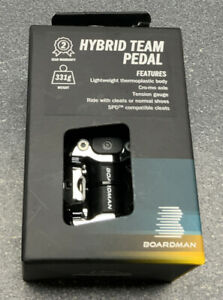 Boardman Hybrid TEAM Pedal SPD MTB Touring