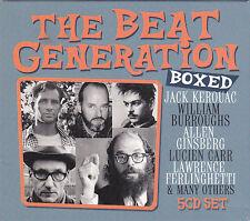THE BEAT GENERATION - 5 CD box set