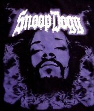 Vtg Snoop Dogg Long sleeve Xl Rap/Hip Hop