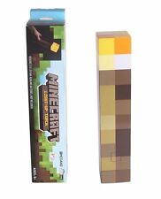 Minecraft Light up Mountable Wall Night Torch Lamp Fun Kids Toy Holiday Gift AU