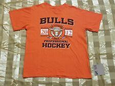 San Francisco Bulls T Shirt M Medium California professional hockey