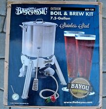 Beer Brewing / Bayou Classic Home Brew Starter Kit