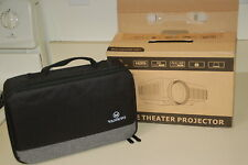 New listing Vankyo Leisure 3 Upgraded Version 2400 Lux Led Portable Projector With.