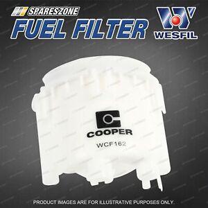 Wesfil Fuel Filter for Subaru Impreza WRX V1 G3 GH7 GHE GRF Refer Z717