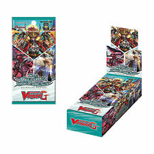Cardfight Vanguard The Genius Strategy G-TCB02 Technical Booster Box 12 Packs