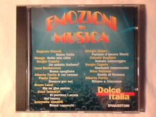 CD Dolce italia MANGO PAOLO CONTE BRUNO LAUZI ENZO JANNACCI NUOVO UNPLAYED!!!