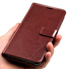 For Nokia 8 7.1 6.1 5.1 3.1 4.2 Magnetic Flip Leather Case Business Wallet Cover