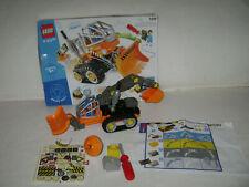 LEGO EXPLORE DRILL SET BRICK BULLDOZER Duplo 3590 COMPLETE w/ Sound SUPER RARE