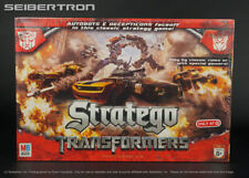 Transformers Movie STRATEGO Milton Bradley 2007 New Target Exclusive Board Game