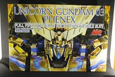 PG 1/60 RX-0 Unicorn Gundam 03 PHENEX Plastic Model Kit Premium Bandai Limited