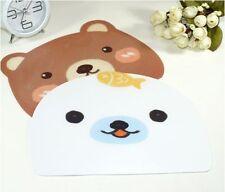 Lovely Cartoon Animal Bear Panda Shape Mouse Pad Mats