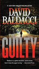 The Guilty by David Baldacci (2016, Paperback)