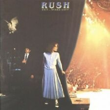 RUSH -EXIT STAGE LEFT-REMASTERED;CD 13 TRACKS PORGRESSIVE ROCK LIVE CONCERT NEU