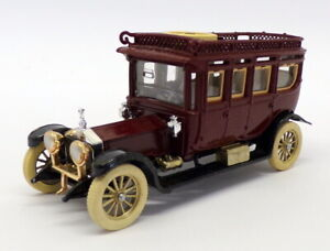 Corgi 1/43 Scale C860 - 1912 40/50hp Rolls Royce Silver Ghost - Maroon
