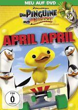 James Patrick Stuart - Die Pinguine aus Madagascar - April April (OVP)