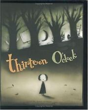Thirteen O'clock by James Stimson (children's hardcover book, brand new)
