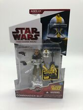 Star Wars The Clone Wars Commander Bly Hasbro 2009