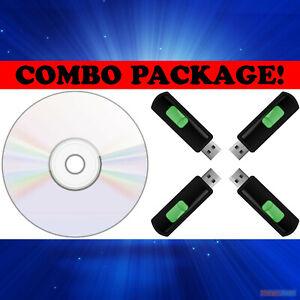 NEW & Fast Ship! HandBrake DVD Ripper / Converter / Transcoder - Mac Combo USB