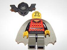 LEGO CASTLE ~ BAT LORD WITH CAPE cas022 ~ 6007 6047 6097 6099 ~ EXCEL CONDITION