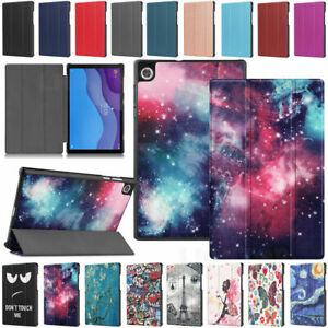 """For Lenovo Tab M10 HD 2nd Gen 10.1"""" TB-X306F/X Tablet Smart Leather Case Cover"""