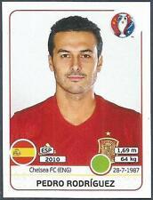 PANINI EURO 2016- #369-SPAIN-PEDRO RODRIGUEZ