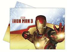 Iron Man 3 Cubre Mesa - 120x180cm (party/decoration/birthday)
