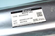 500pcs Nichia High Power White LED 42.8~51lm @350mA, 3.6v, 35° Jupiter SMD 1W