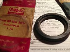 1952 1953 1954 1955 1956 FORD TRUCK NOS SEAL CYLINDER FRONT COVER Y BLOCK