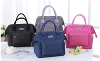 Waterproof Food Picnic Lunch Insulated  Cooler Bag with Straps