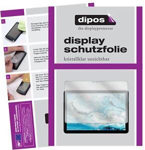 2x Lenovo IdeaPad Duet Chromebook Screen Protector Protection Crystal Clear