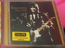 RONNIE WOOD Now Look RARE OUT OF PRINT CD THE FACES and ROLLING STONES Guitar