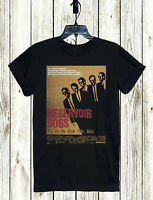 RESERVOIR DOGS MOVIE T-SHIRT XS-5XL UNISEX RETRO CULT TARANTINO