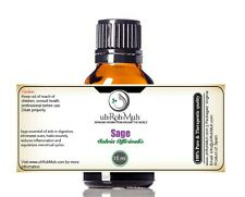 Pure Sage Essential Oil, therapeutic quality guarantee