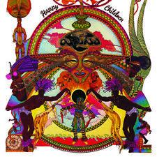 """Album Covers - Osibisa - Happy Children (1973) Album Cover Poster 24"""" x 00004000  24"""""""