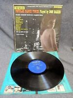 DON BAKER with LEE PEPPER~Popular Dance Tunes~HALO-50221