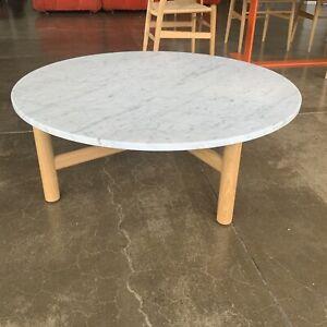 Jardan Sidney marble coffee table