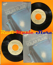 LP 45 7'' SOLAR FLARE Boogie fund Don't play with fire 1978 italy RCA cd mc dvd