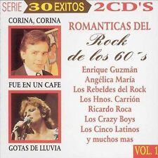 Various Artists : Romanticas Del Rock De Los 60s CD