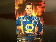 Martin Truex Jr #56 NAPA Auto Parts Press Pass Ignite 2013 Card #37