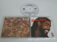 Barry White ‎– The Right Night & / M Records ‎– Cda 5154 CD Album