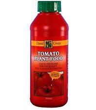 Tomato Plant Food 500ml Liquid Best Garden Fertiliser Contains Seaweed Vege