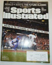 Sports Illustrated Magazine Hunter Pence Royals Vs Giants November 2014 011515R
