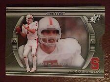 2012 Upperdeck SPX Shadow Box John Elway $50 Broncos Star QB Hall Of Fame