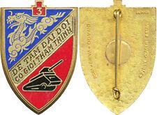 3°  Escadron de Reconnaissance Blindé VIET NAM INDOCHINE, D.OM.Dép, (3646)