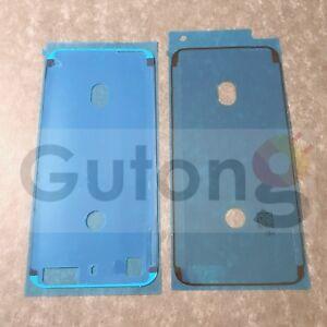 iphone 6S+ LCD Dispaly Rahmen Kleber Dichtung Wasser Klebefolie 1xschwarz 1xweiß