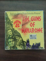 Vintage Old 8mm Movie Reel The Guns of Navarone Columbia Pictures