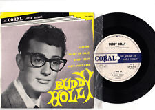 BUDDY HOLLY A CORAL Little Album *4 TRACK EP*MADE IN AUSTRALIA*1st PRESS*CORAL*