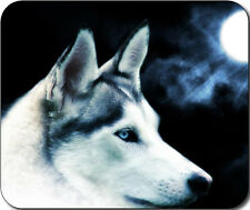 Wolf Husky Dog Moon Large Mousepad Mouse Pad Great Gift Idea