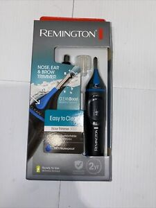 Remington 3000 Nose Ear & Detail Trimmer with CLEANBoost Tech Dented Box Special