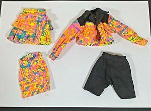 Lucky Ind Co Dolls Clothes (Suitable for Barbie) 4 Piece set